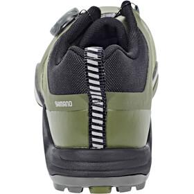 Shimano SH-MT7 Zapatillas ciclismo, olive